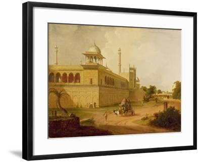Jami Masjid, Delhi, 1811-Thomas Daniell-Framed Giclee Print