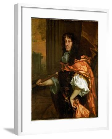 Prince Rupert (1619-82), c.1666-71-Sir Peter Lely-Framed Giclee Print