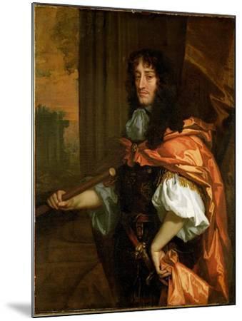 Prince Rupert (1619-82), c.1666-71-Sir Peter Lely-Mounted Giclee Print