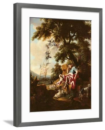 Jacob's Dream-Francesco Solimena-Framed Giclee Print