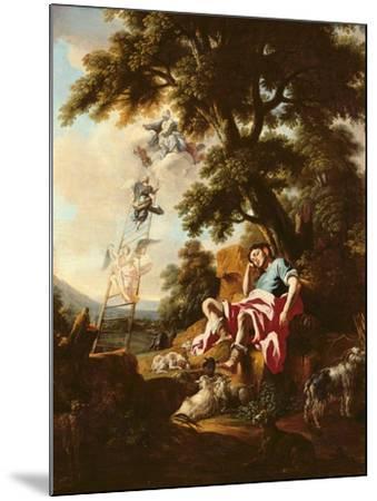 Jacob's Dream-Francesco Solimena-Mounted Giclee Print