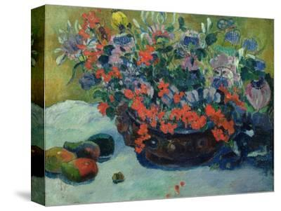 Bouquet of Flowers, 1897-Paul Gauguin-Stretched Canvas Print