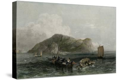 Terceira, Engraved by Edward Finden (Engraving)-Henry Warren-Stretched Canvas Print