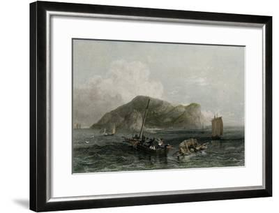 Terceira, Engraved by Edward Finden (Engraving)-Henry Warren-Framed Giclee Print