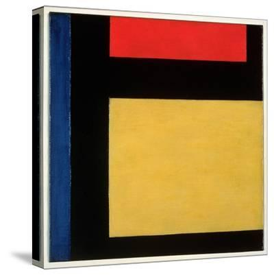 Contra Compositie, 1924-Theo Van Doesburg-Stretched Canvas Print