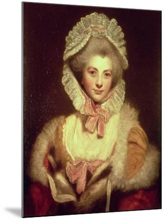 Countess Lavinia Spencer (1762-1831) 1781-2-Sir Joshua Reynolds-Mounted Giclee Print