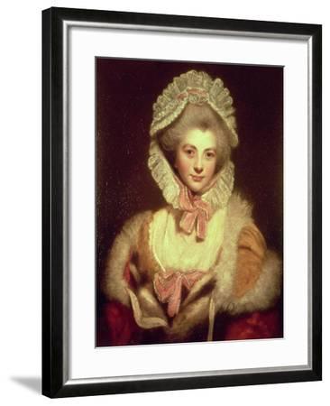 Countess Lavinia Spencer (1762-1831) 1781-2-Sir Joshua Reynolds-Framed Giclee Print
