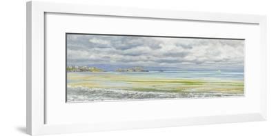 St. Catherine's Isle, 1879-John Brett-Framed Premium Giclee Print