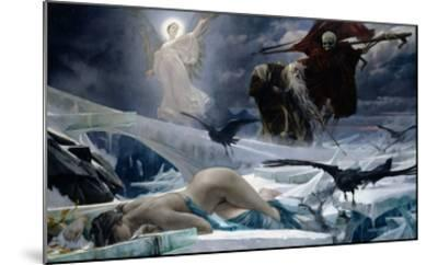 Ahasuerus at the End of the World-Adolph Hiremy-Hirschl-Mounted Giclee Print
