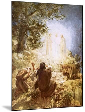 The Transfiguration-William Brassey Hole-Mounted Giclee Print