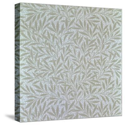 Willow Wallpaper Design, 1874-William Morris-Stretched Canvas Print
