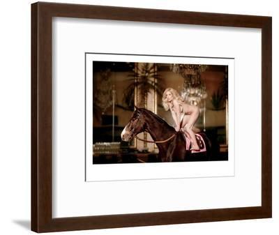 Vanity Fair-Bo Derek-Framed Premium Photographic Print