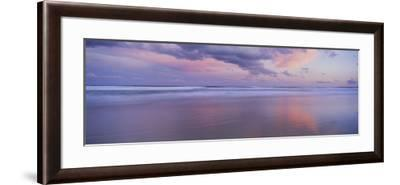 Clouds over the Sea, Main Beach, Surfers Paradise, Queensland, Australia--Framed Photographic Print