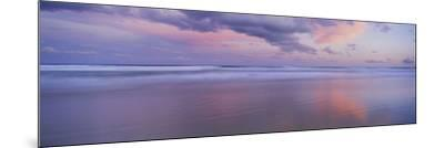 Clouds over the Sea, Main Beach, Surfers Paradise, Queensland, Australia--Mounted Photographic Print