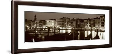 Grand Canal Venice Italy--Framed Photographic Print