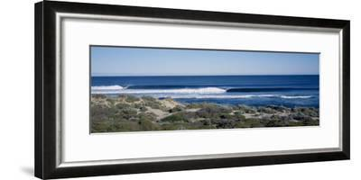 Waves in the Sea--Framed Photographic Print