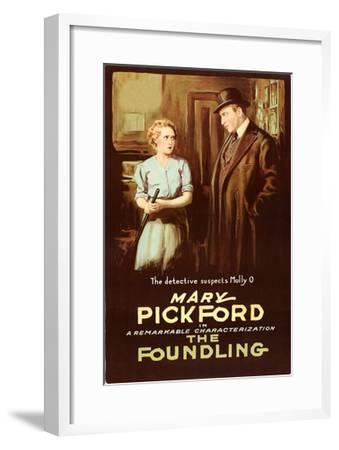 The Foundling--Framed Art Print