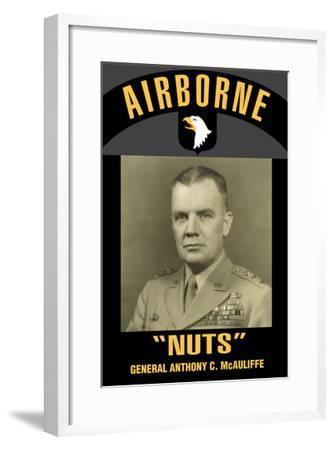 Nuts-Wilbur Pierce-Framed Art Print