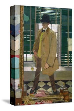 William Orpen-Sir William Orpen-Stretched Canvas Print