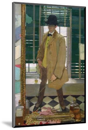 William Orpen-Sir William Orpen-Mounted Premium Giclee Print