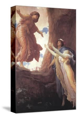 Return of Persephone-Frederick Leighton-Stretched Canvas Print
