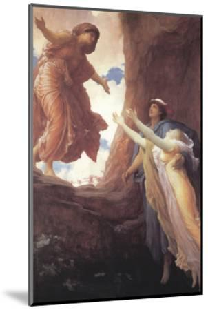 Return of Persephone-Frederick Leighton-Mounted Art Print