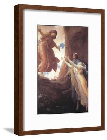 Return of Persephone-Frederick Leighton-Framed Art Print