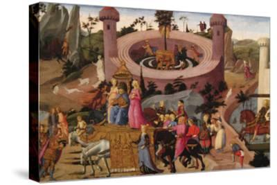 Scenes from the Story of the Argonauts--Stretched Canvas Print