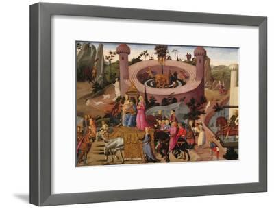 Scenes from the Story of the Argonauts--Framed Art Print