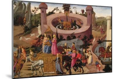 Scenes from the Story of the Argonauts--Mounted Art Print