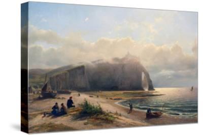 Coastal View-Antoine van Deventer-Stretched Canvas Print