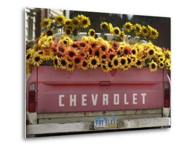 Chevrolet-Amy Sancetta-Metal Print