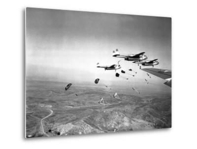 Korean War-James Martenhoff-Metal Print