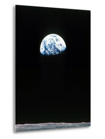 Apollo 11--Metal Print