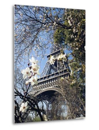 Eiffel Tower-Michel Lipchitz-Metal Print