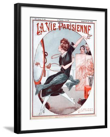 La Vie Parisienne, C Herouard, 1922, France--Framed Giclee Print