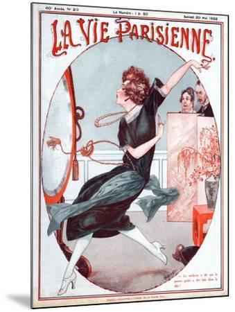 La Vie Parisienne, C Herouard, 1922, France--Mounted Giclee Print