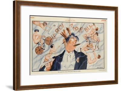 Le Sourire, 1928, France--Framed Giclee Print