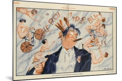 Le Sourire, 1928, France--Mounted Giclee Print