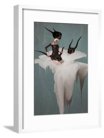 Family Tree-Ruben Ireland-Framed Art Print