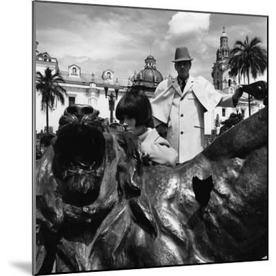 GQ - October 1967-Leonard Nones-Mounted Premium Photographic Print