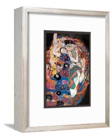 The Embrace-Gustav Klimt-Framed Premium Giclee Print