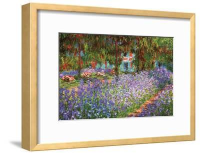 Luncheon on the Grass-Claude Monet-Framed Art Print