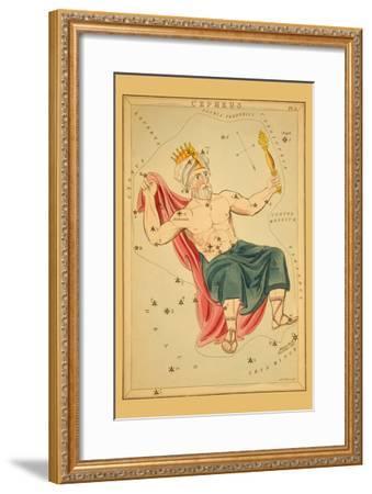 Cepheus-Aspin Jehosaphat-Framed Art Print