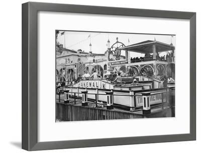 Coney Island--Framed Art Print