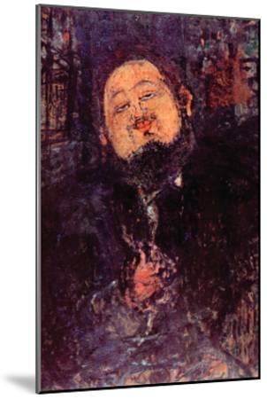 Diego Rivera-Amedeo Modigliani-Mounted Art Print