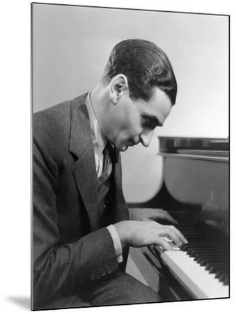 Irving Berlin (1888-1989)--Mounted Giclee Print