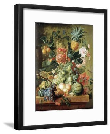 Brussel: Fruits, 1789-Paul Theodor van Brussel-Framed Giclee Print