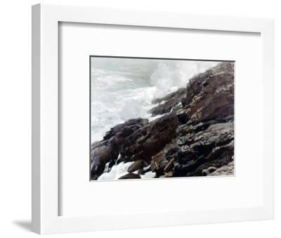 Homer: High Cliff, 1894-Winslow Homer-Framed Premium Giclee Print