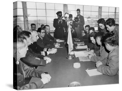 Korean War, 1953--Stretched Canvas Print